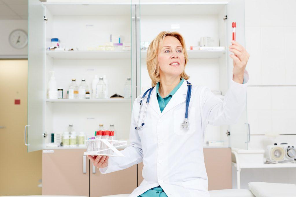 Pharmacy work