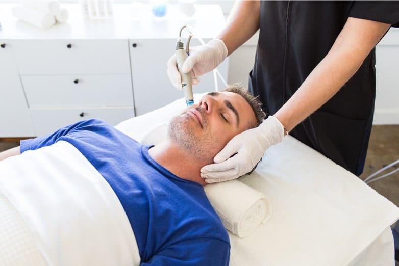 HydraFacial Treatment Process